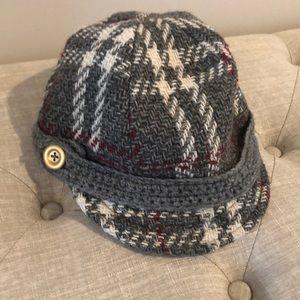 Accessories - Plaid hat